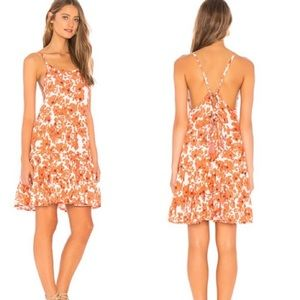 Tiare Hawaii Floral Channing Dress. S / M